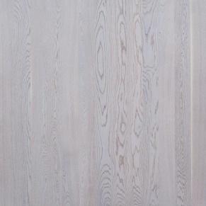 Дуб Этесиан былый снежно-белый матовый лак